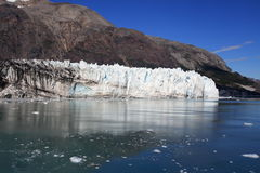 Baia di ghiacciaio - Alaska Immagine Stock Libera da Diritti