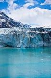 Baia di ghiacciaio nell'Alaska, Stati Uniti Fotografie Stock Libere da Diritti