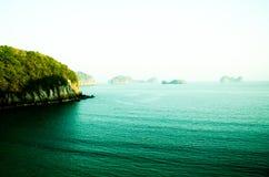 Baia di Lan Ha Fotografia Stock Libera da Diritti