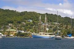 Baia di Ministero della marina Immagini Stock Libere da Diritti