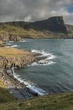 Baia di Moonen, Skye Fotografia Stock
