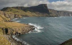 Baia di Moonen, Skye Fotografie Stock Libere da Diritti