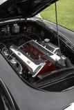 Baia di motore Fotografia Stock