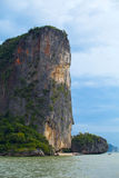 Baia di Phang Nga Fotografia Stock Libera da Diritti