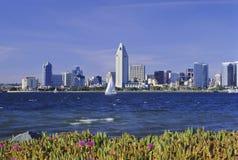 Baia di San Diego Fotografia Stock Libera da Diritti