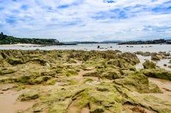 Baia di Santander Fotografia Stock Libera da Diritti