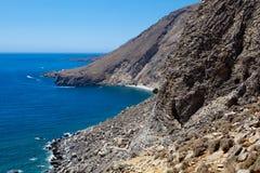 Baia di Sweetwater (spiaggia del nudist) Fotografia Stock