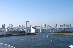 Baia di Tokyo Fotografia Stock Libera da Diritti