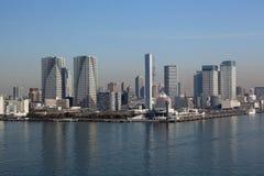 Baia di Tokyo Fotografie Stock