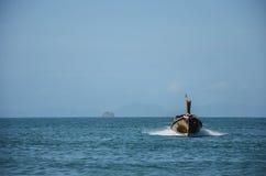 Baia di Tonsai a Krabi Tailandia Fotografia Stock Libera da Diritti