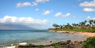 Baia di Ulua immagine stock