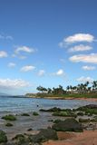 Baia di Ulua, verticale Fotografie Stock