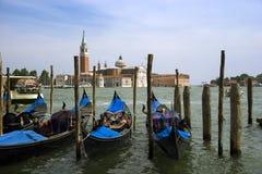 Baia di Venezia Fotografia Stock