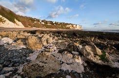 Baia Dover della st Margarets Immagini Stock