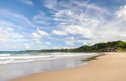 Baia Formosa, Bahia (Brazil). Beach of Baia Formosa, Bahia (Brazil royalty free stock photography
