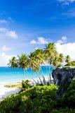 Baia inferiore, Barbados Immagini Stock