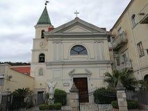 Baia - Kirche von Santa Maria del Riposo Lizenzfreies Stockbild