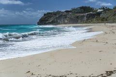 Baia ripugnante, Barbados, le Antille Fotografia Stock