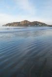 Baia San Juan Del Sur Nicaragua dell'acqua della spiaggia dell'oceano Fotografia Stock