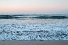Baia San Juan Del Sur Nicaragua dell'acqua della spiaggia dell'oceano Immagini Stock