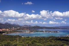 Baia Sardinien auf der Insel von Sardinien, Italien Stockfotos