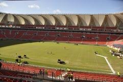 Baia Staduim multiuso del Nelson Mandela Fotografia Stock Libera da Diritti