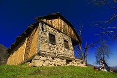 Baia Stute - Rumänien Lizenzfreies Stockbild