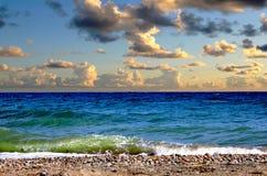 Baia Tichy, Crimea, Fotografie Stock