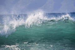 Baia Wave di Napili Fotografia Stock