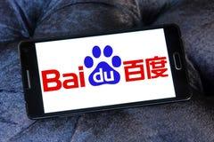 Baidu logo Obrazy Royalty Free