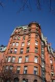 Baie arrière, Boston Photos libres de droits