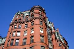 Baie arrière, Boston Images stock