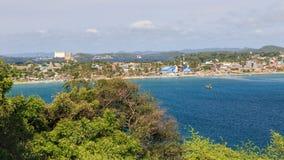 Baie arrière - Trincomalee - Sri Lanka photo libre de droits