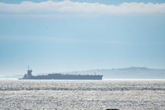 Baie Cutthunk de buses de navire image stock
