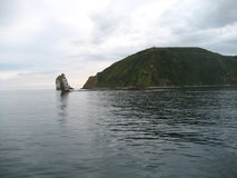 Baie d'Avacha Image libre de droits