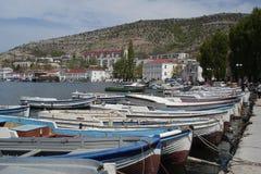 Baie de Balaklava Image libre de droits