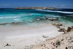 Baie de cercueil, péninsule d'Eyre, Australie du sud Images libres de droits