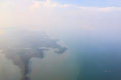 Baie de Chalong, Phuket, Thaïlande Photographie stock libre de droits