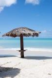Baie de Dickenson, Antigua Photographie stock