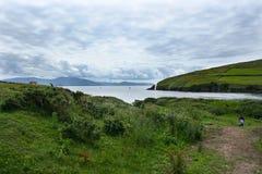 Baie de Dingle Photo stock