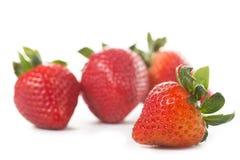 Baie de fraises photos stock