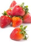 Baie de fraises images stock