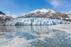 Baie de glacier Photos stock