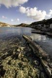 Baie de Gnejna Photos libres de droits
