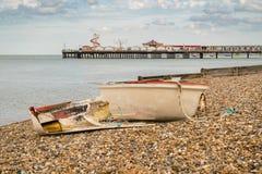 Baie de Herne, Kent, Angleterre, R-U photographie stock