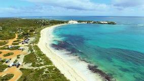 Baie de Jurien Images libres de droits