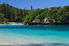 Baie de Kanumera Lizenzfreies Stockfoto