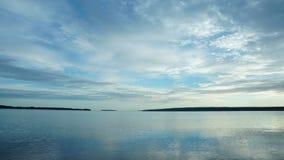 Baie de Keweenaw Image stock