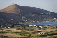 Baie de Kolymbithres Images stock