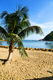 baie de l'Asie l'île phangan de KOH images stock